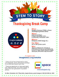 thanksgiving day snacks stem to story thanksgiving camps imagine science
