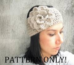 crochet ear warmer headband free crochet pattern for ear warmer headband with bow crochet