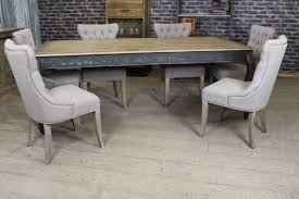 rustic oak kitchen table rustic oak kitchen table french style oak