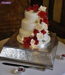 wedding cake roses three tier wedding cake wedding cakes