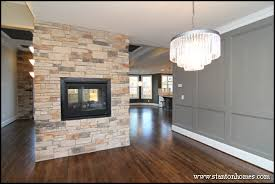 trim for walls triangle new home builders