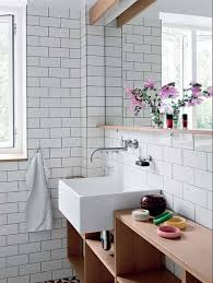 Subway Tiles In Bathroom 43 Best Subway Tile Bathrooms Images On Pinterest Bathroom Ideas