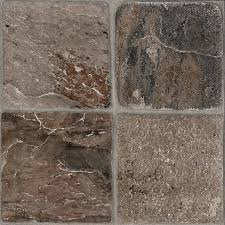 Groutable Vinyl Floor Tiles by Shop Vinyl Tile At Lowes Com