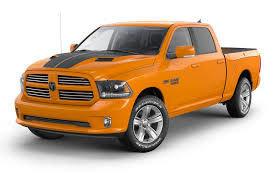 Dodge Ram Hellcat - 2015 ram 1500 ignition orange sport u0026 black sport editions limited