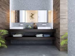 bathroom wall hung vanity unit floating makeup shelf floating
