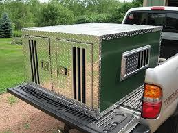 Truck Bed Dog Kennel Owens Dog Box Refuge Forums