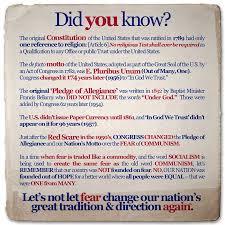 creeping institutionalized religion born again pagan