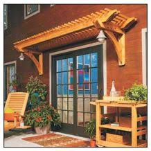 Pergola Free Plans by Pergola Above Door Free Plans Woodwork City Free Woodworking Plans