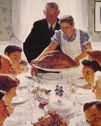southern thanksgiving dinner recipes kids can learn to code for free here norman rockwell norman and