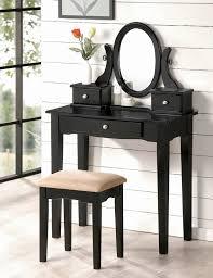 Contemporary Makeup Vanity Makeup Vanity Table With Mirror Designwalls Com