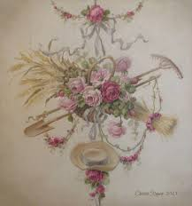 Shabby Chic Paintings by 94 Best Art Christie Repasy Images On Pinterest Flowers