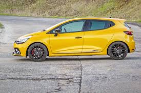 renault yellow renault clio rs 220 edc trophy 2017 quick review cars co za