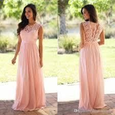 blue gray bridesmaid dresses pink lace chiffon bridesmaid dresses 2017 cheap plus size