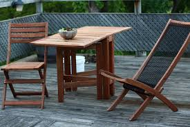 Patio Chairs Ikea Folding Patio Furniture Set