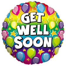 get well soon balloons same day delivery get well soon balloon arcade florist mk419rg bedfordshire