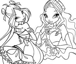 winx club believix coloring pages batch coloring
