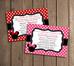 Minnie Mouse Baby Shower Invitations Templates - online get cheap elegant baby shower invitations aliexpress com