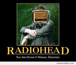 Radiohead Meme - radiohead by johnunknown meme center