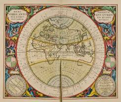 Longitude And Latitude Map Of The World Latitude Geography Overview