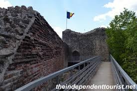poienari castle u2013 the real u0027dracula u0027 castle the independent tourist