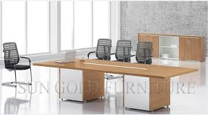 Wooden Boardroom Table Amazing Wooden Meeting Table With Office Furniture Modern Wooden