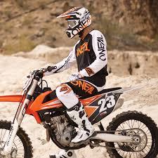 oneal motocross gloves oneal 2017 new mx mayhem blocker dirt bike black white orange