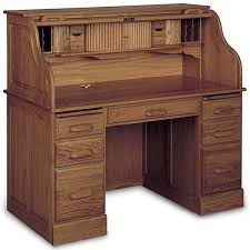 Vintage Home Office Desk Furniture Wood Roll Top Desk Vintage Home Office Ideas Design