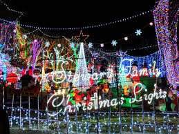 top 10 christmas light displays in us insider s guide to nwa the best christmas light displays