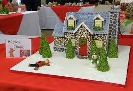 gingerbread u201chouse u201d competition and display christmas in st