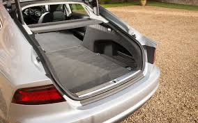 audi a7 rear legroom audi a7 review substance as well as style