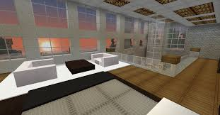 Cool Furniture In Minecraft by Minecraft Room Ideas Master Bedroom Tutorial How To Make