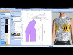 top pattern design software optitex shader tool tutorial 3d suite fashion design software