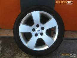 ford rims ford au tickford 17 inch genuine alloy wheels for sale in carramar