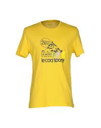 best t shirt shop le coq sportif t shirts and tops t shirt like le coq sportif