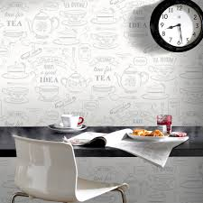 Kitchen Wallpaper Designs by How To Quickly Decorate Your Kitchen U0026 Bathroom