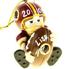 washington redskins ornaments gifts ornaments for you