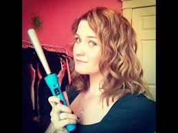 Bed Head Curling Iron Tutorial Tuesday Bed Head Curlipop Curling Wand Youtube