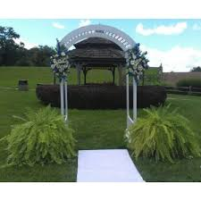 wedding arches and columns arches columns rental of middletown ri