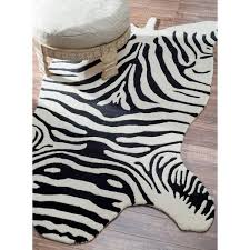 Black And White Zebra Area Rug 129 Best Take Me Away Rugs Images On Pinterest Runner Rugs