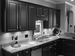 kitchen cabinet kitchen black cabinets with grey wall dark walls