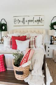 Christmas Home Decoration Ideas Best 25 Christmas Bedroom Decorations Ideas On Pinterest