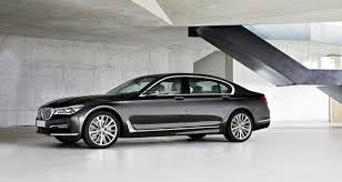 2016 Bmw 7 Series Revealed And It U0027s A Tech Monster Slashgear