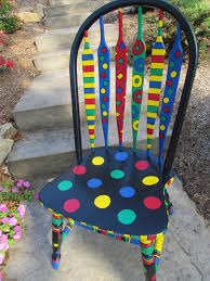 classroom chair that i painted a fresh coat of paint pinterest