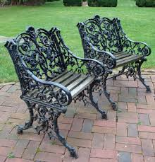 Antique Wrought Iron Outdoor Furniture by Antique Cast Iron Garden Furniture Moncler Factory Outlets Com