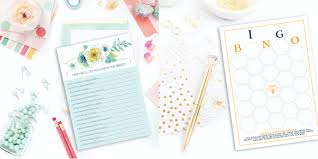 10 bridal shower games your guests are sure to love