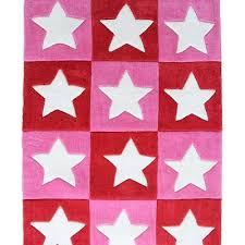 Pink Star Rug Rugs Patersonrose