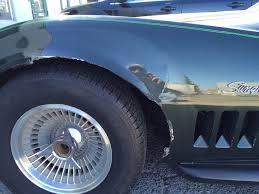 corvette fiberglass repair corvette repair auto perfectionists ltd