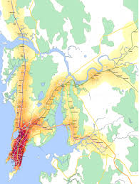 Mumbai Map File Heatmap Of Mumbai Local Train U0026 Station Density Jpeg