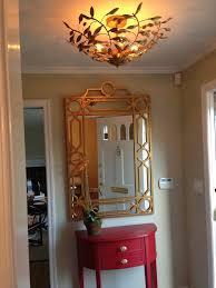 diy project our entry hall light lorri dyner design