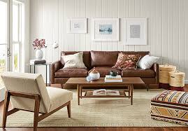 Room And Board Ian Sofa Choosing Accent Tables For Your Living Room Room U0026 Board